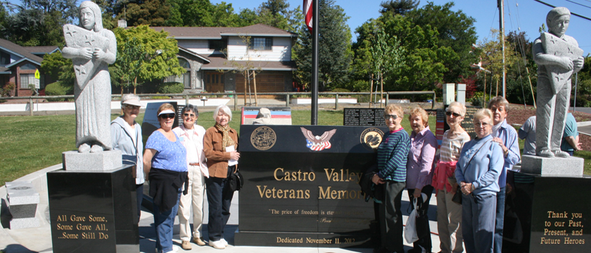 Castro Valley Veterans Memorial