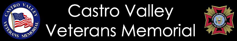 Contact Us - Castro Valley Veterans Memorial